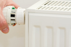 Camden gas central heating costs
