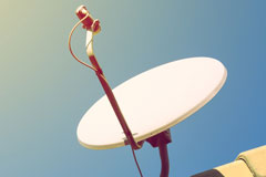 Camden satellite dish installation costs